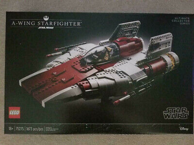 LEGO | Star Wars |75275 A-Wing Starfighter | In Hand | Free Shipping
