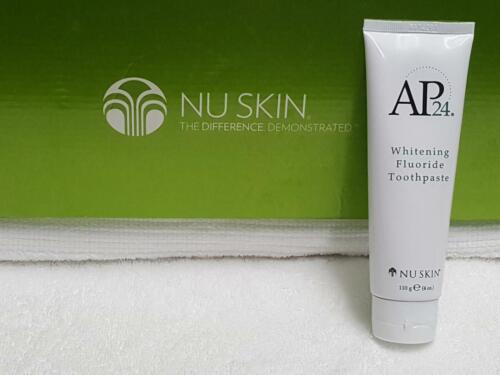 NEW! Nu Skin AP-24 Whitening Fluoride Toothpaste,4 OZ Sealed FREE FAST SHIPPING!