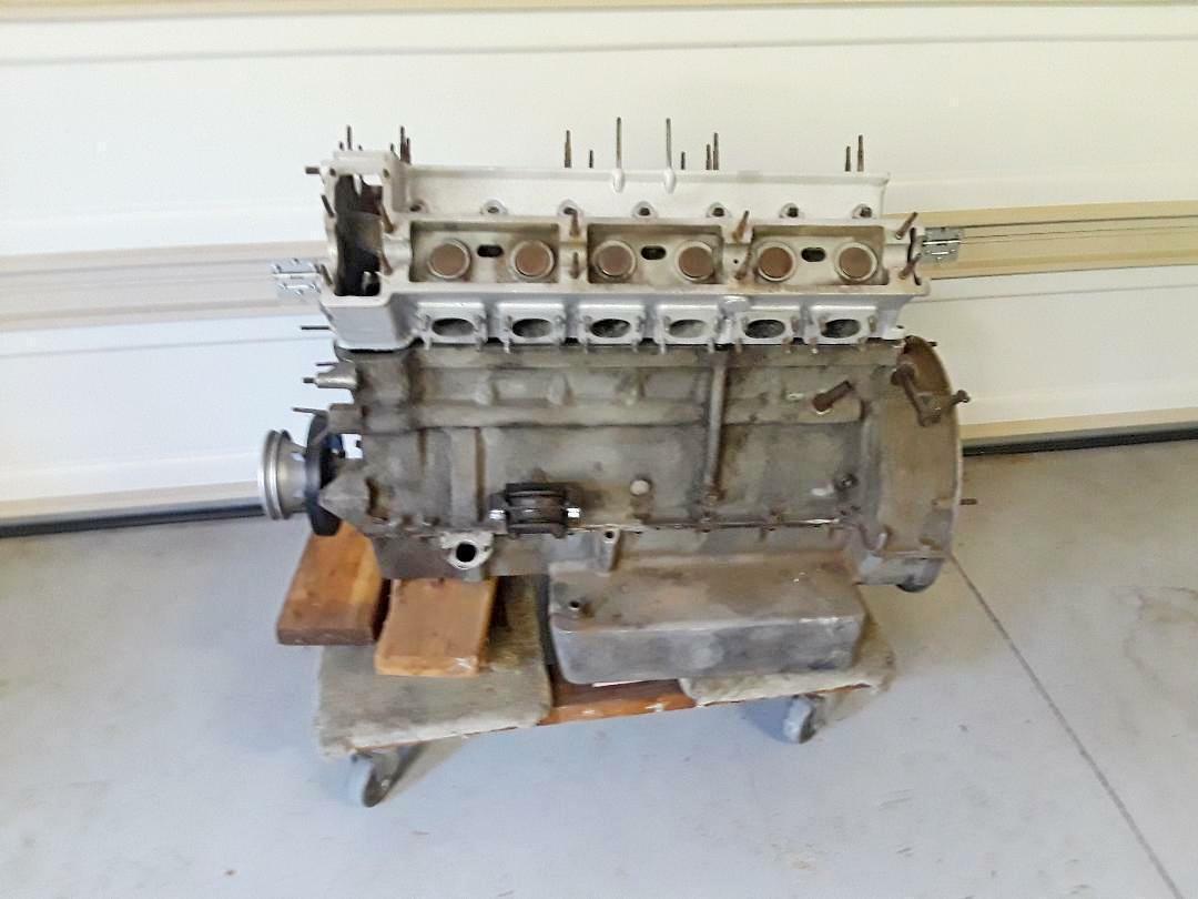 Maserati Mistral 4.0 L engine