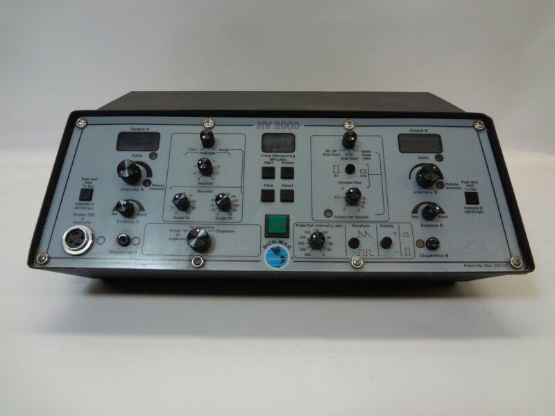Rich-Mar HV 2000 Muscle Stimulator