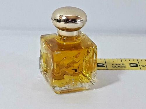 Vintage Avon Minuette Topaze Cologne Bottle .5 fl oz ~ Ships FREE