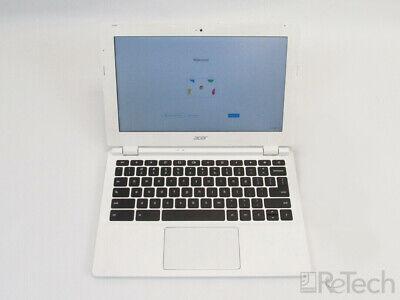 Acer Chromebook CB3-111 Intel Celeron 2.16GHz 2GB RAM 16GB SSD 11.6