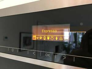 Miele Coffee Machine Woolloomooloo Inner Sydney Preview
