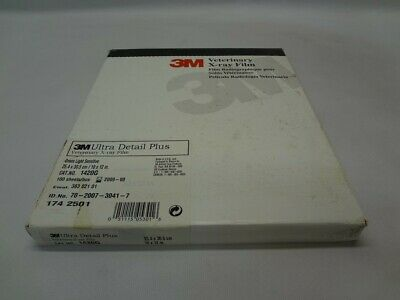 3m 1420g Veterinary X-ray Film New Unused
