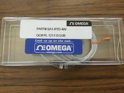 Omega Rtd Surface Mount Sensor Assembly Sa1-rtd-4w