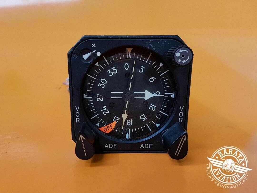 Sperry Flight Systems C6E Compass Indicator P/N 1784460-355