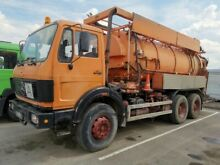 Mercedes-Benz 2628 Saugwagen.Full Spring 6x4.In Top.V8Not 2629