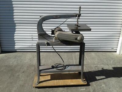 Delta Em62m110 Skroll Saw Woodworking Machinery