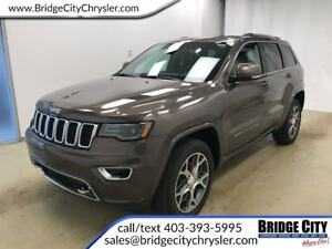 2018 Jeep Grand Cherokee Limited Sterling Edition *Demo Savings*