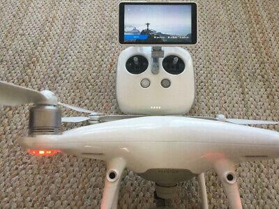DJI Phantom 4 PRO Plus V2.0 RC Drone FPV Quadapter 1-inch 20MP