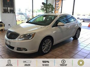 2014 Buick Verano CRUISE CONTROL! MP3! STEERING WHEEL AUDIO C...