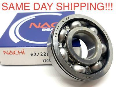Nachi Made In Japan Bearing 6322xn C3 010720 Same Day Shipping 6322