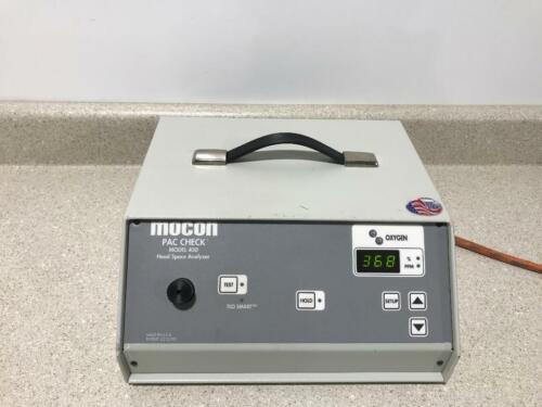 Mocon Head Space Analyzer Pac Check 450