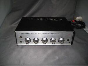 Realista-MPA-20-PA-Amplificador-Mono-Vintage-4-16-ohmios-70v
