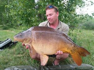 Carp Fishing Holiday in France. Exclusive use! Only £125 per person