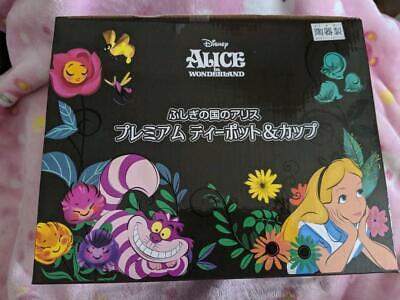 Disney Alicia en el País de las Maravillas Premium Tetera Taza Juego...