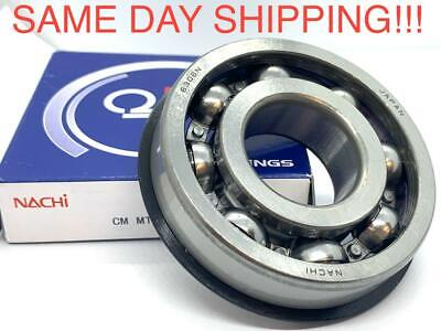 6306nr Nachi Bearing Open Snap Ring Japan 30x72x19 Same Day Shipping 6306 Nr