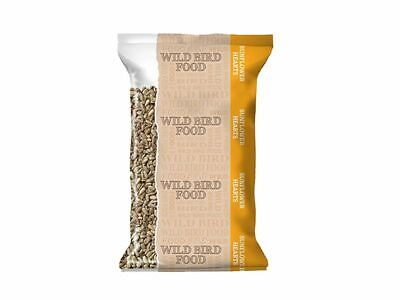 Chubby Mealworms 400g Sunflower Hearts for Wild Birds