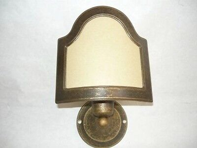 wall Lamp brass bathroom wall fan Appliques