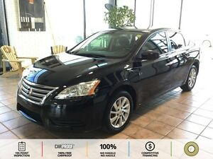 2013 Nissan Sentra SV BLUETOOTH! CRUISE CONTROL! PUSH TO STAR...