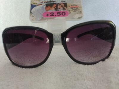 Foster Grant Bifocal SunReaders Reading Sunglasses Two Styles +2.50 Sun -