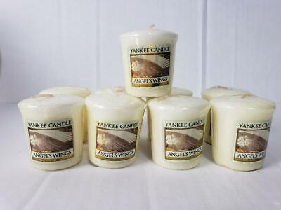 24 LOT YANKEE CANDLE VOTIVE ANGEL WINGS