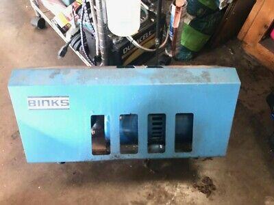 Binks Ambient Air Pump