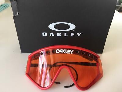 Vintage Oakley Factory Pilot eyeshades razor blades /VENTED LENS