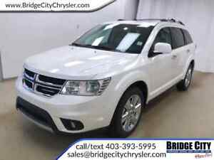 2018 Dodge Journey GT AWD- 7 Seat, DVD, Leather!