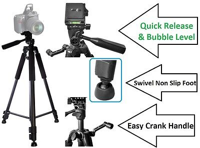60 tripod with case for jvc everio