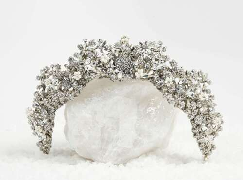 NWT Maria Elena Headpieces ~ Heirloom Tiara