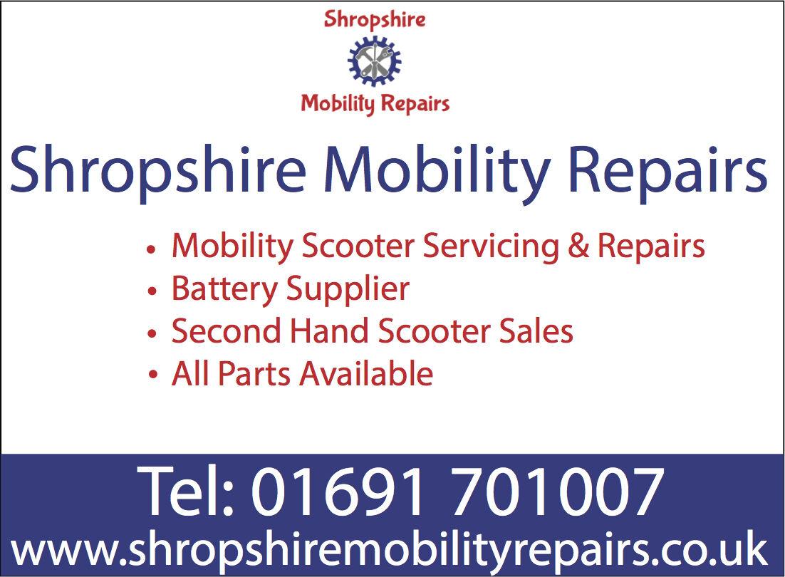 Shropshire Mobility Repairs