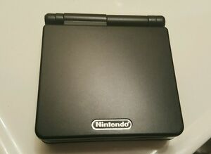NINTENDO GAMEBOY ADVANCE SP GBA SP SYSTEM AGS 101 CUSTOM MINT (BRIGHTER SCREEN)
