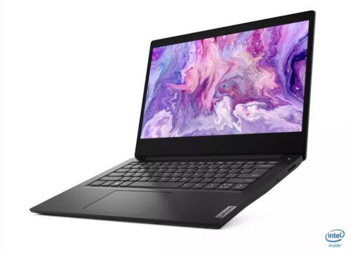 "New Lenovo Ideapad 3 14"" HDLED Laptop Windows 10S 4GB RAM 12"