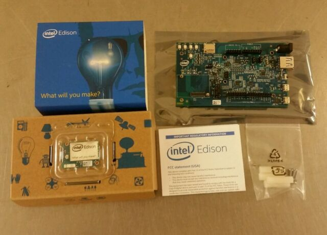 +Intel Edison Standard Power on Board Antenna  Arduino kit (V)