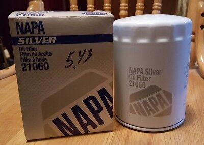 NAPA Silver Oil Filter 21060