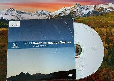 4.B1 2012 Navigation DVD Acura RL TL MDX TSX RDX 2006 2007 2008 2009 2010 2011