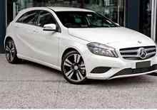 2016 Mercedes-Benz A200 Hatchback Five Dock Canada Bay Area Preview