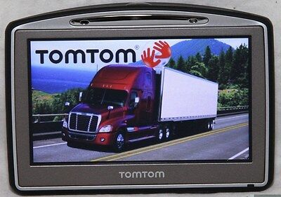 TomTom GO720 Truck Lorry Bus Semi GPS Navigation 2018 All Europe Map Version 960