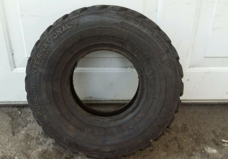 Maine Rubber International 5.70-8 NHS Forklift Tire