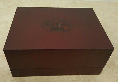 La Vigna Wine Accessories - Wooden Box Only