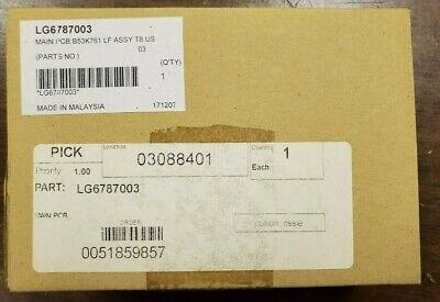 New Oem Brother Fax-575 Main Board Lg6787003