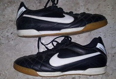 NIKE TIEMPO NATURAL IV 454323-018 MEN'S US8 UK7 ONLY ONE IN THIS SIZE ON EBAY!!