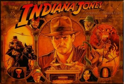 INDIANA JONES Complete LED Lighting Kit custom SUPER BRIGHT PINBALL LED KIT