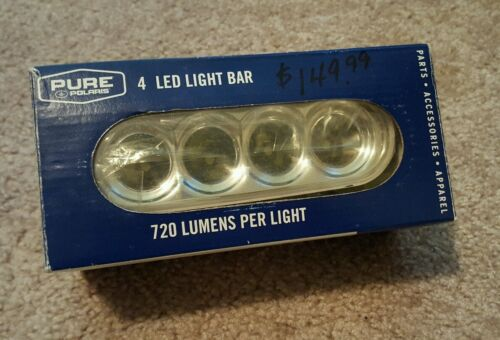 POLARIS  4 LED Light Bar 2878202, RZR, Ranger, Sportsman