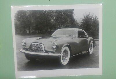 1953 DeSoto Adventurer Concept car original 8x10 press photo