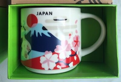 Discount Cups (Discount! Starbucks Japan Mug Cup, You are here City Tokyo Display Sample)