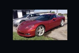 2008 Chevrolet Corvette C6 - Immaculate Condition