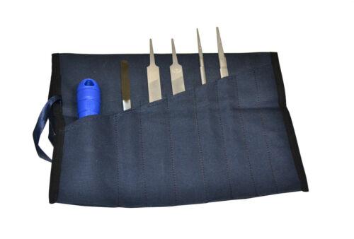 Grobet Locksmith File Kit #3