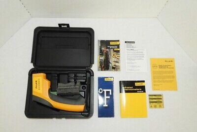 Fluke 63 Handheld Infrared Ir Thermometer -25 To 999f Range 121 Ratio